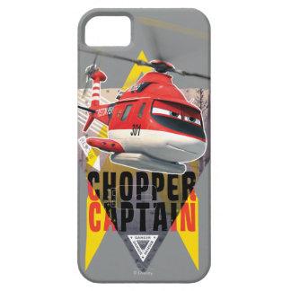Blade Ranger Chopper Captain iPhone 5 Cover