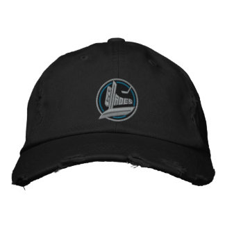 Blades Embroidered Hat