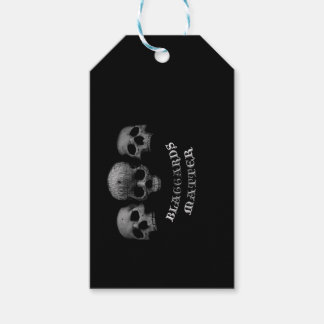 Blaggards Matter Gift Tags
