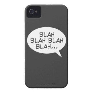 Blah blah blah blah... iPhone 4 covers