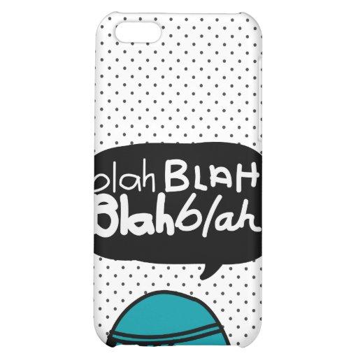 Blah Blah - iPhone 4 case