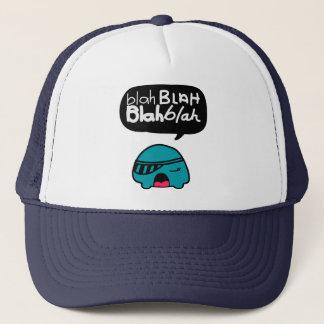 Blah Blah Mesh Hat