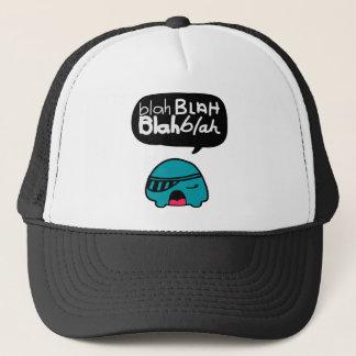 Blah Blah Trucker Hat