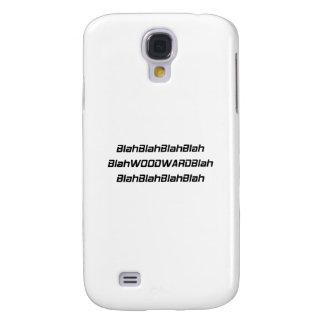 Blah Woodward Blah Woodward Gifts By Gear4gearhead Samsung Galaxy S4 Covers