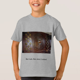 Blair Castle, Blair Atholl, Scotland T-Shirt