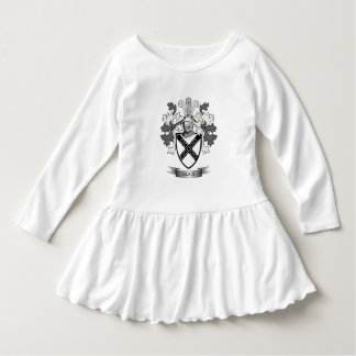 Blair Family Crest Coat of Arms Dress