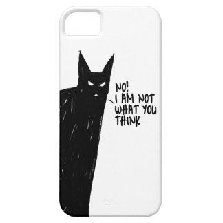 blak cat iPhone 5 cases