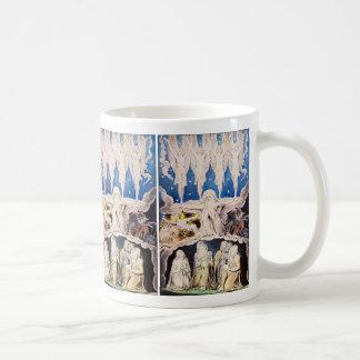 Blake Illustration: When the Morning Stars Sang... Coffee Mug