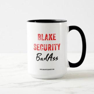 Blake Security BadAss Coffee Mug