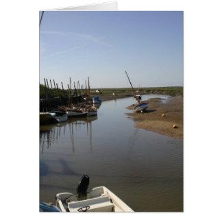 Blakeney, Norfolk Card