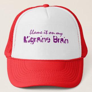 Blame it on my Migraine Brain - Hat