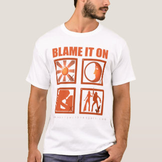 Blame It On The Boogie T-Shirt