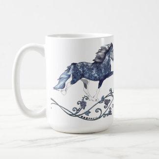 Blámóða Coffee Mug