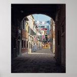 Blanchisserie de Venise Posters