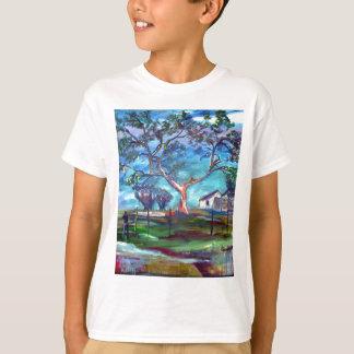Blanco Texas Ranch House T-Shirt