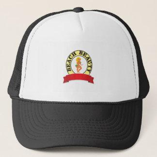 blank bb hot trucker hat