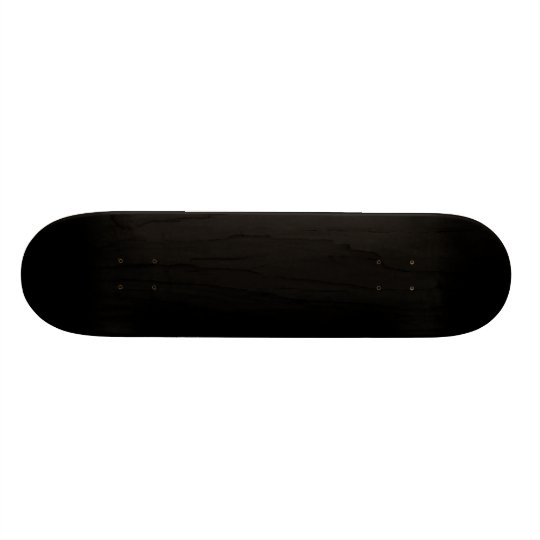 blank black skateboard 7 7 8 inch custom template zazzle ca