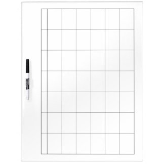 Blank Calendar Large Dry Erase Boards With Pen