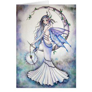 Blank Card - Moon Fairy  * Cynthia *