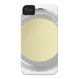Blank coin Case-Mate iPhone 4 case