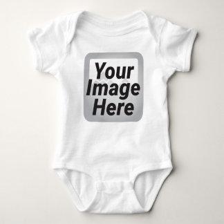Blank Design Baby Bodysuit