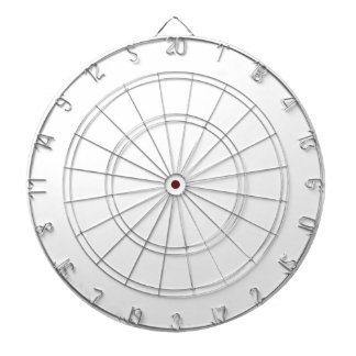 Blank Design Dartboard