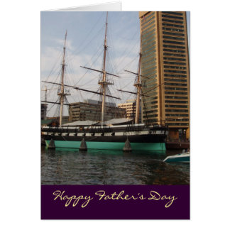 Blank Inside Happy Father s Day Card