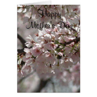Blank Inside Happy Mother s Day Card