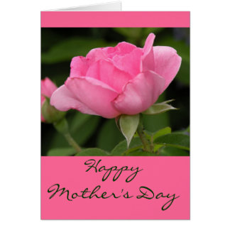 Blank Inside- Happy Mother s Day Card