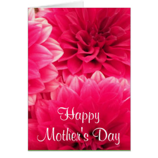 Blank Inside - Mother s Day Card