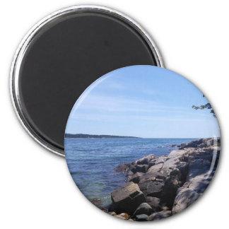 Blank - Maine Coast Magnet