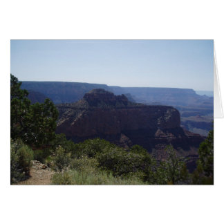 Blank Note Card--Grand Canyon Card