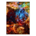 Blank notelet - Stellar Group, Tarantula Nebula Cards