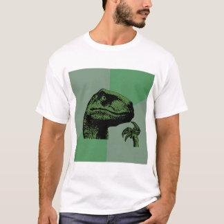 Blank Philosoraptor T-Shirt