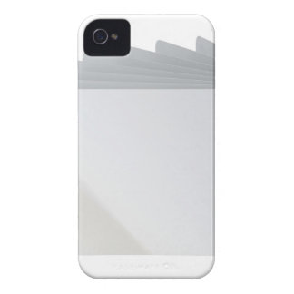Blank plastic cards with chip iPhone 4 case
