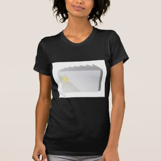 Blank plastic cards with chip T-Shirt