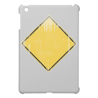 Blank sign Faded png Cover For The iPad Mini
