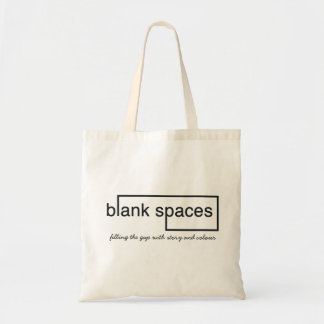 Blank Spaces Tote