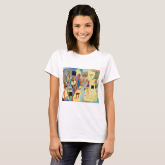 Blank Spaces Women's T-shirt