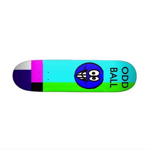 Blank TV Skate Deck