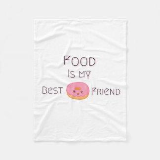 """blanket drinks """"food is my best friend """""""