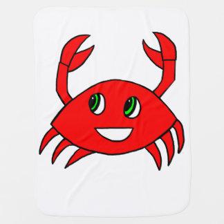 Blanket - Happy Crab