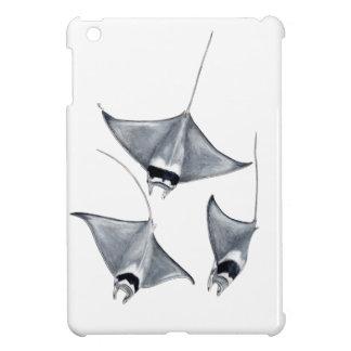 Blanket is weak - ray Mobula to mobular iPad Mini Cover