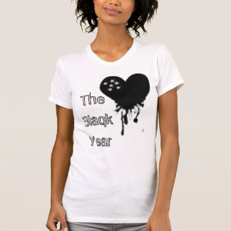 blaqk heart, The Blaqk Year T-Shirt