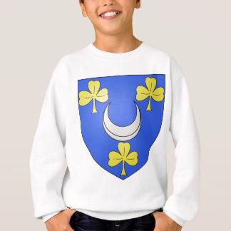Blason_ville_fr_Drouges_(Ille-et-Vilaine) Sweatshirt