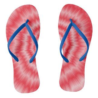 Blast of Pink Flip Flops