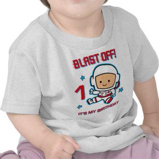 Blast Off 1st Birthday Infant T-Shirt