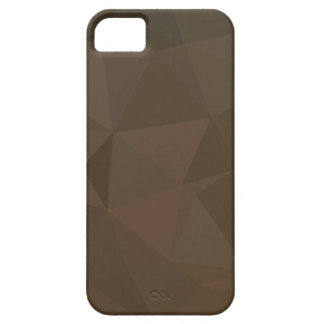 Blast Off Bronze Abstract Low Polygon Background iPhone 5 Cover