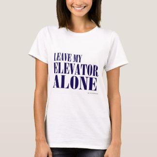 Blast Past Elevator Slogan T-Shirt