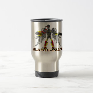 Blastermann Thermous Travel Mug